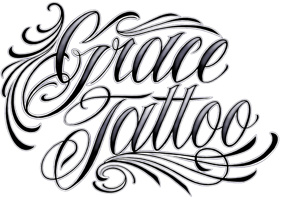 grace tattoo